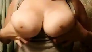 Chubby girlfriend big boobs