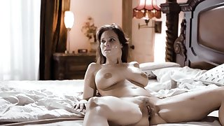 Younger dudes team more with pleasure cravings of MILF Syren De Mer